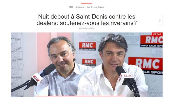 Nuit Debout RMC